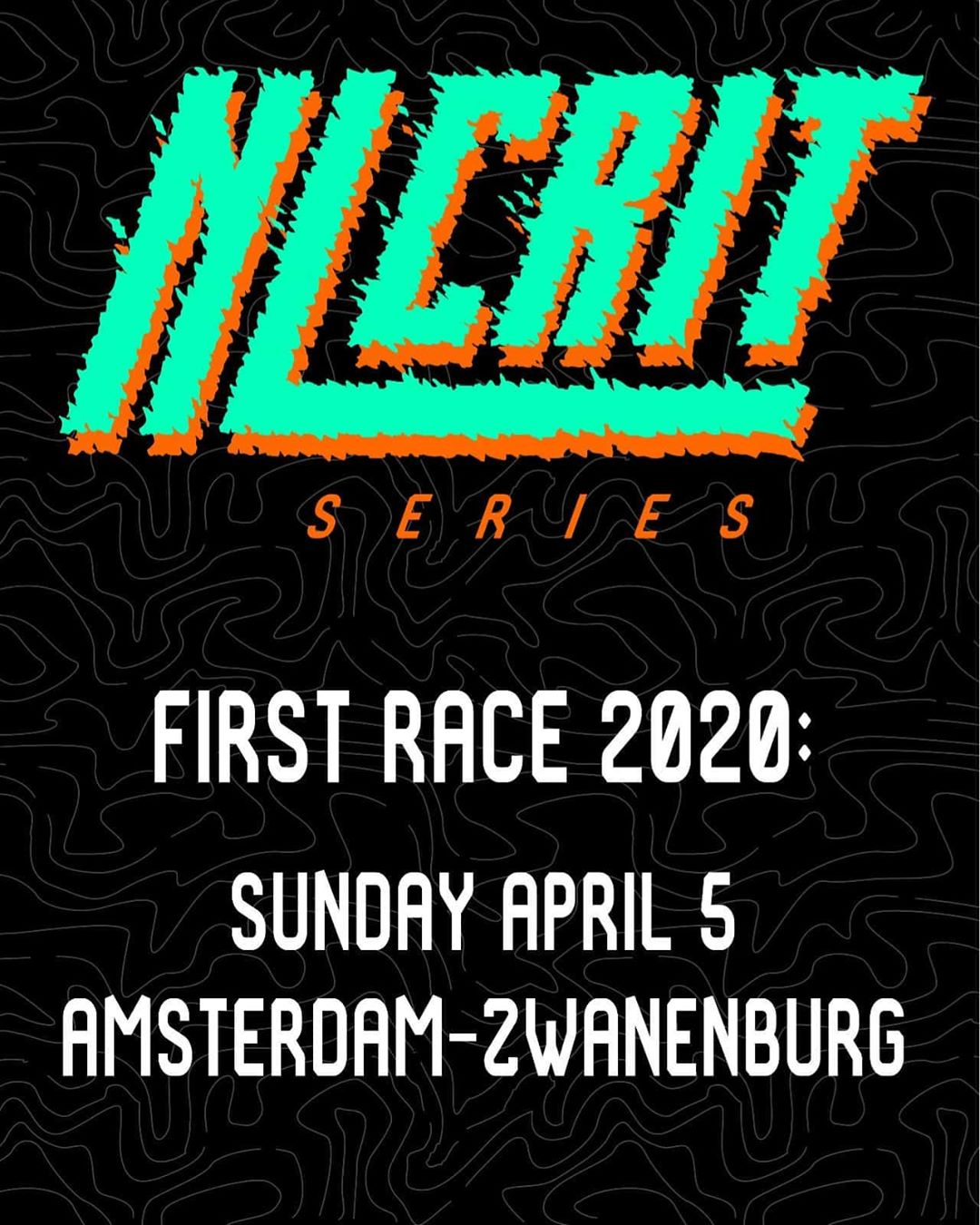 first race annouced! Zwanenburg on 5th of april